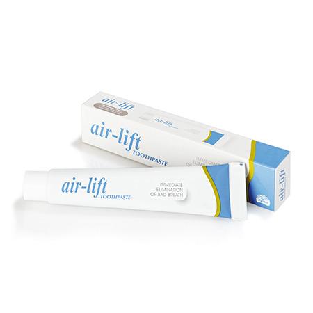 AIR-LIFT Toothpaste - pasta do zębów zwalczająca nieświeży oddech (halita), 50 ml