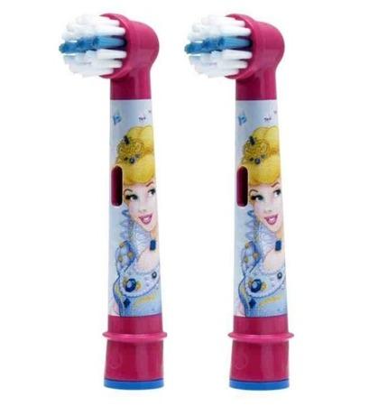Braun Oral-B Kids Stages Power Princess Disney EB-10 - końcówki wymienne dla dzieci 2 sztuki