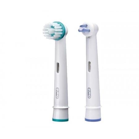 Braun Oral-B zestaw ORTHO (OD-17+ IP-17)- końcówki wymienne przy aparatach ortodontycznych 2 sztuki