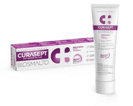 Curasept BIOSMALTO SENSITIVE pasta natychmiastowy efekt do zębów wrażliwych i po zabiegach, 50 ml