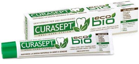 Curasept ECO BIO pasta do mycia zębów 75 ml