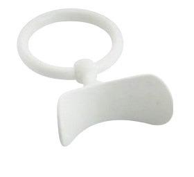 FALCON Płytka przedsionkowa Nr 1 - korektor zgryzu dla dzieci w wieku 0-3 lat, plastikowa