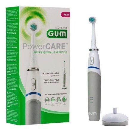 GUM SUNSTAR PowerCARE elektryczna szczoteczka do mycia zębów