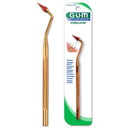 GUM Stymulator - końcówka do masażu dziąseł, kieszonek i brodawek dziąsłowych