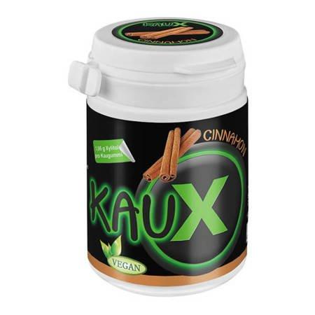 KAUX Xylitol CINNAMON 40 szt -  gum z ksylitolem o smaku cynamonu