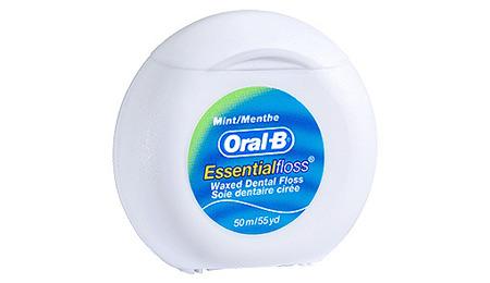 ORAL-B Essential Floss - Woskowana nić dentystyczna 50 m