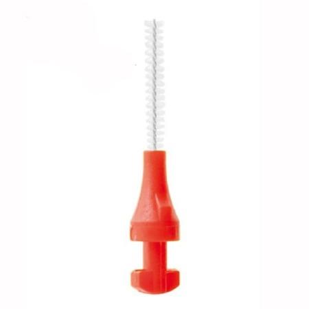PARO ISOLA 3STAR 2 mm - końcówki wymienne międzyzębowe do szczoteczek 5 szt czerwone
