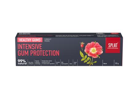 SPLAT BIO PROFFESIONAL  Healthy Gums pasta intensywnie chroniąca dziąsła, 125 g