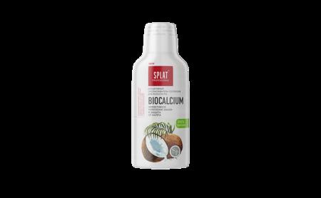 SPLAT Professional BIOCALCIUM 275 ml - płyn do płukania jamy ustnej odbudowa szkliwa i bezpieczne wybielanie