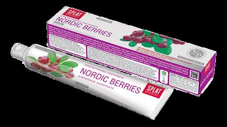 SPLAT Special NORDIC BERRIES (SIBERRY) 75 ml -  wzmocnienie szkliwa i zdrowie dziąseł