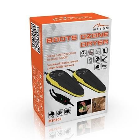 Suszarka do butów z funkcją sterylizacji Boots Ozone Dryer MT6505