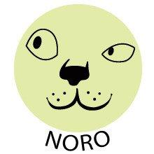 Vitammy Tooth Friends- Yellow NORO szczoteczka soniczna na baterie dla dzieci powyżej 3 roku życia, cytrynowa