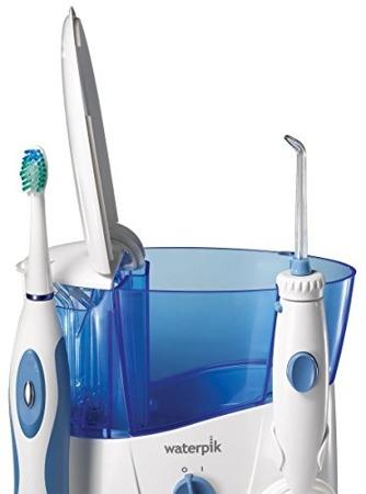 Waterpik WP-900 E2 - zestaw szczoteczka soniczna SR3000 E2+ irygator dentystyczny WP-100 E2