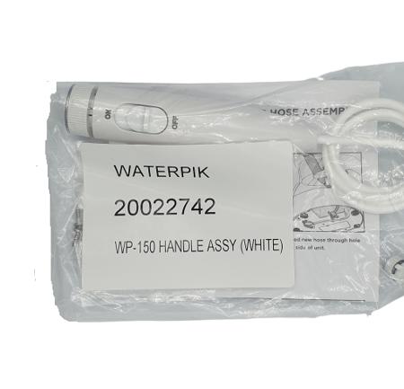 Waterpik rękojeść wymienna z wężykiem do irygatora WP-160/150 E- do samodzielnego montażu