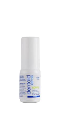 XEROS Dentaid Spray 15 ml spray nawilżający błony śluzowe jamy ustnej