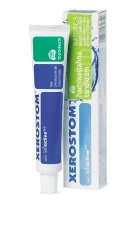 XEROSTOM Dry Mouth Toothpaste 50ml - pasta do zębów likwidująca suchość w jamie ustnej, 50 ml